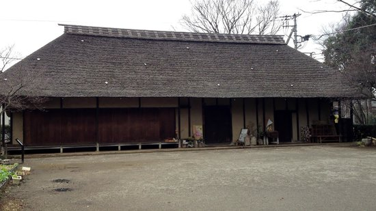 Historic House of Old Shimada Family