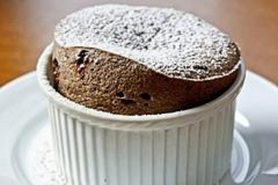 Jambu Restaurant and Lounge : Choc Souffle