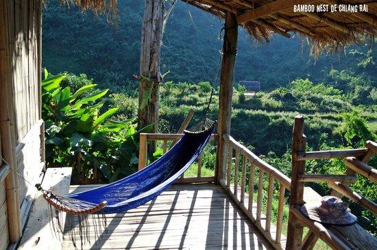 Bamboo Nest de Chiang Rai: Hammock