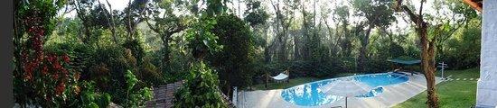 Suntikoppa, India: Swimming Pool