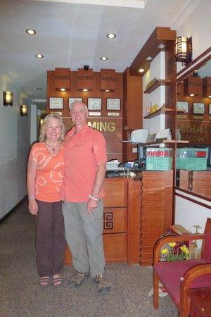 Hanoi Charming Hotel: Hotel Charming