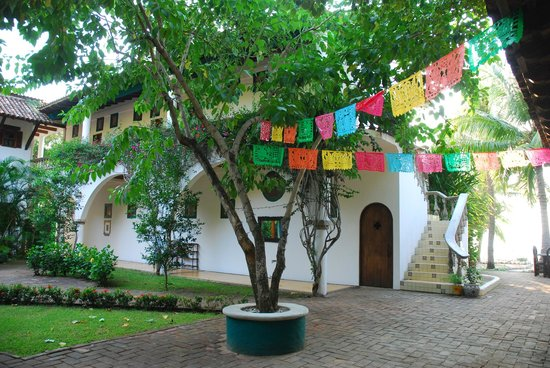 Hacienda Eden : colourfull decoration