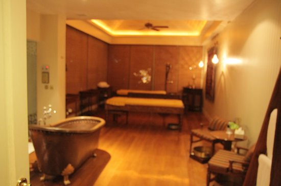 Mandarin Oriental, Bangkok : The Spa Room