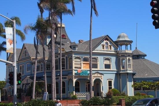 Ocean House: een gebouw uit Psycho?