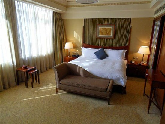 The Hongta Hotel, A Luxury Collection Hotel, Shanghai: Bedroom