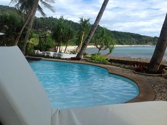 Phra Nang Lanta: swimming pool