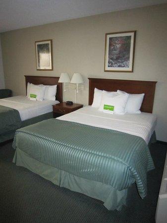 La Quinta Inn Cocoa Beach: Zimmer