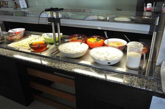 Cathrin Hotel: buffet