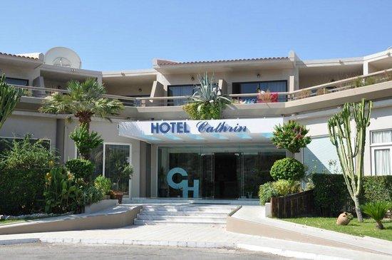 Cathrin Hotel: ingresso principale