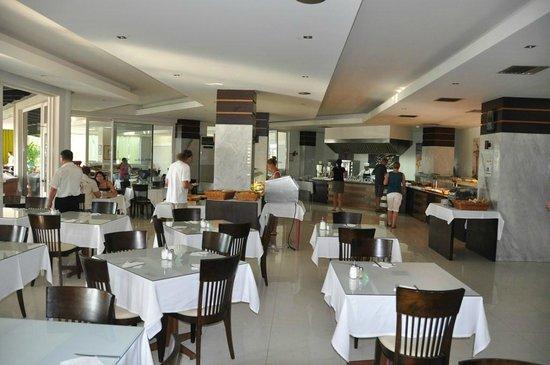 Cathrin Hotel: zona pranzo