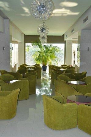 Cathrin Hotel: sala reax