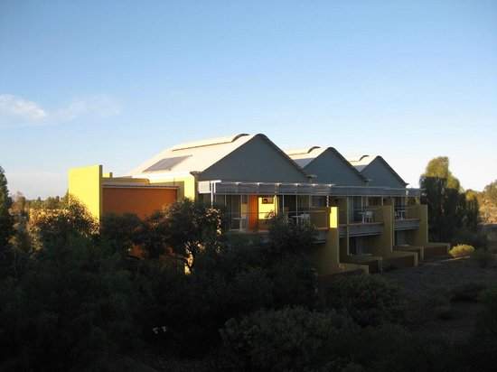 Desert Gardens Hotel, Ayers Rock Resort: Our complex