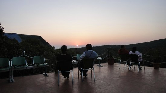 Club Mahindra Mahabaleshwar Sherwood: Sunset Watchpoint