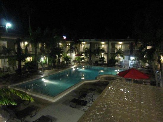 BEST WESTERN Hibiscus Motel: Poolbereich