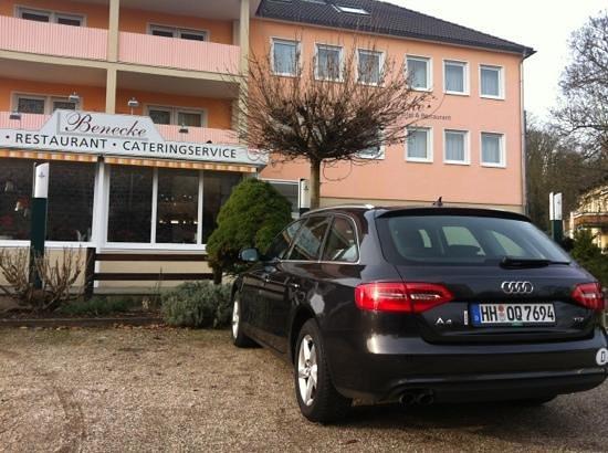Benecke Dusseldorfer Hof: hotel