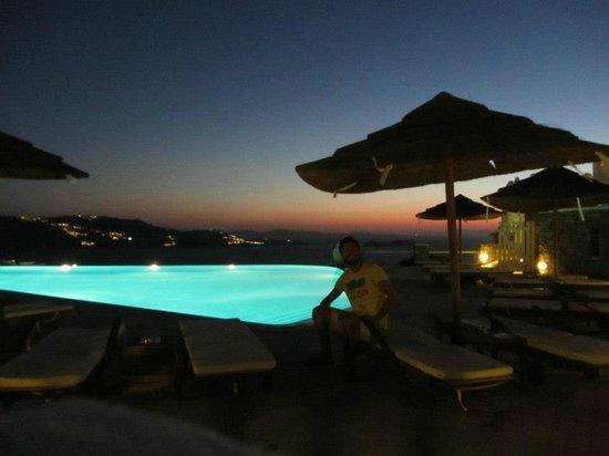 Vencia Hotel: fantastic pool and view! 