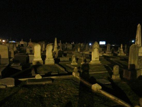 St Louis Cemetery Night Tours