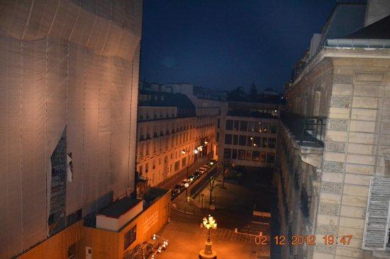 La Maison Favart: view