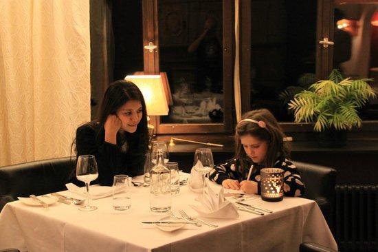 Hotel Bellaval: Gourmet restaurant