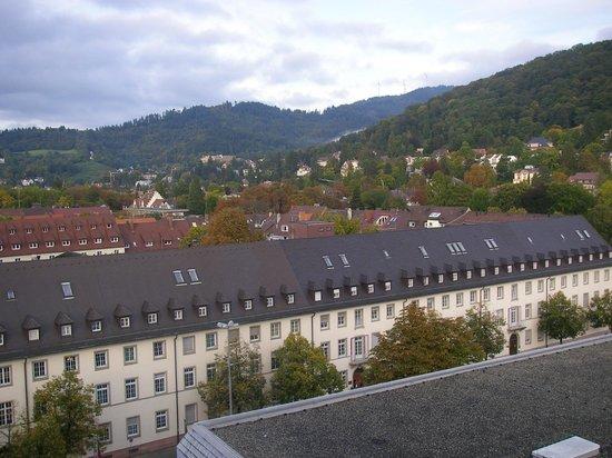 Mercure Hotel Freiburg am Muenster: Vista desde la habitación