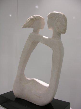Ghalya's Museum of Modern Art : Marco Polo artwork