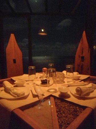 Mediterraneo Hotel & Restaurant: Buddha Dar at the Mediteraneo hotel and Restaurant