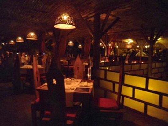 Mediterraneo Hotel & Restaurant: view of Biddha Dar
