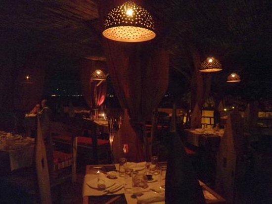 Mediterraneo Hotel & Restaurant: warm