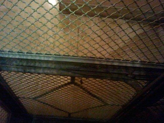 Hotel Invictus Roma : Vano ascensore