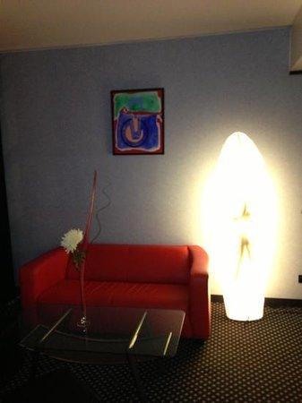 ARA Hotel Comfort - Ingolstadt : zithoek