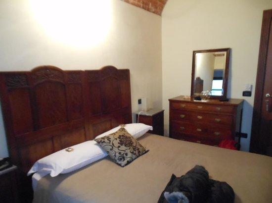 Villa Scati : la nostra camera