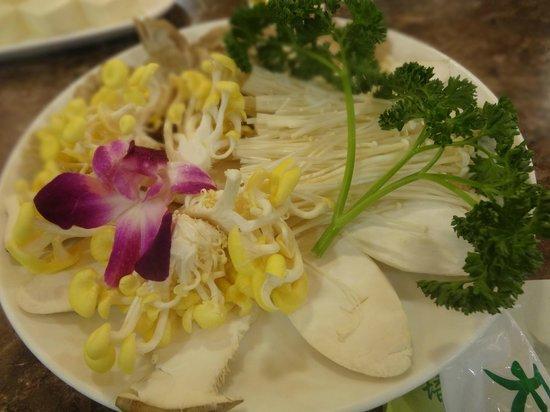 Tiansian Restaurant (Nanjing Road): 天香回味