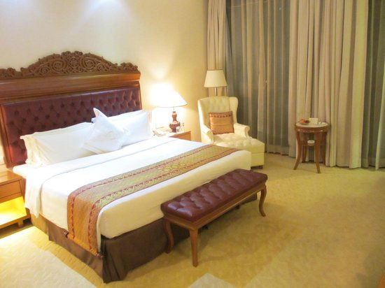 Royale Chulan Kuala Lumpur: ベッド