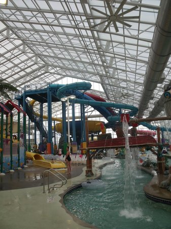 French Lick, Ιντιάνα: Big Splash splash