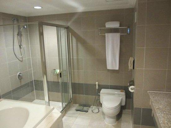 Melia Hanoi: バスルーム