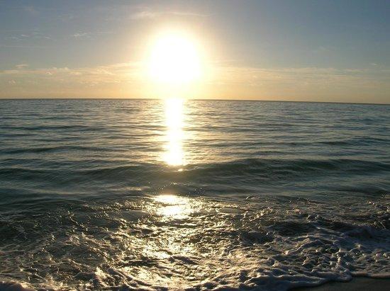 Jaycee Park Seaside Grill: Ocean view.