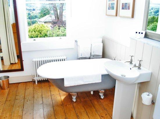 4 Beaufort: Luxury King size Room – Bathroom