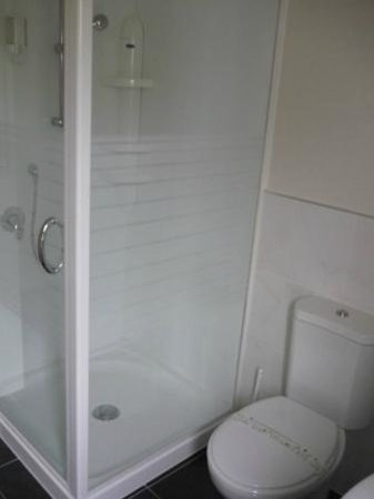 Kaikoura Apartments: bathroom