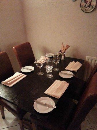 Terrazza Ristorante Italiano: new tables...