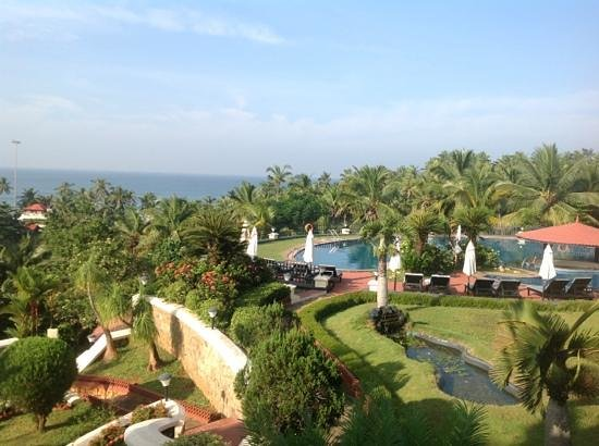 The Gateway Hotel Janardhanapuram Varkala: Sea view Room