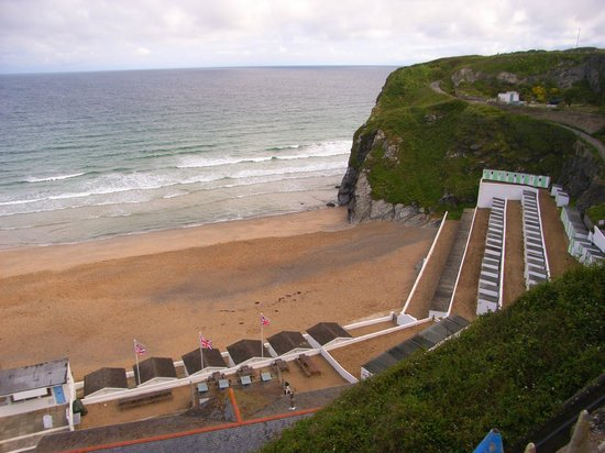 Tolcarne Beach Apartments : view