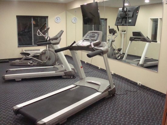 Holiday Inn Express - Albert Lea - I-35 : Gym