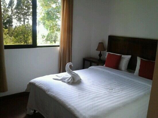 Hotel Refugio de Montana: nuestra habitacion