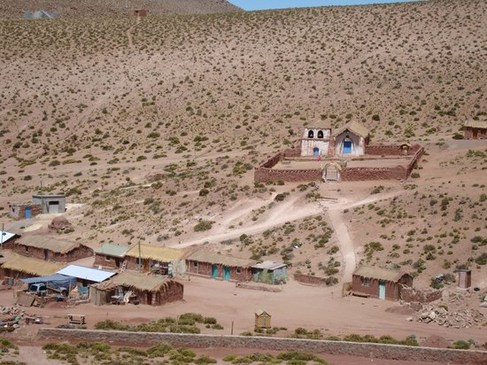 Awasi Atacama - Relais & Chateaux: Village of Machuca