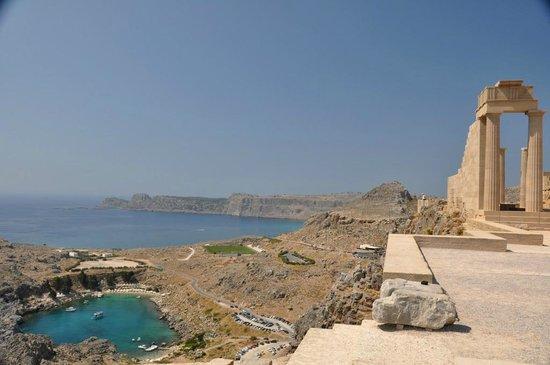 Agios Pavlos Beach (Saint Paul): St Paul Bay