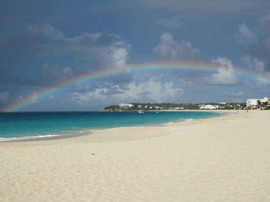 أناكونا بوتيك هوتل: Anacaona's beach - Meads Bay 