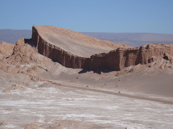 "Awasi Atacama - Relais & Chateaux: The ""Ampitheatre"" at the Valley of the Moom"