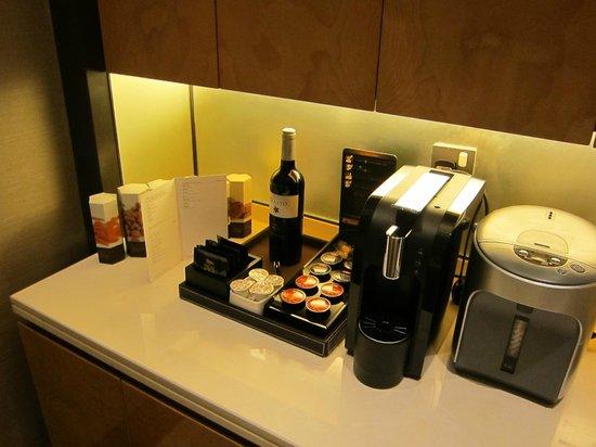 MGM Macau: Pantry Items