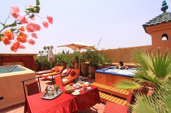 Riad Reves D'orient: Jaccuzi