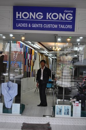 Hong Kong Custom Tailors